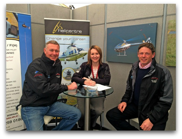 Cabri Purchase Heli Expo