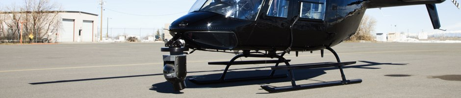 Helicopters for surveillance & survey