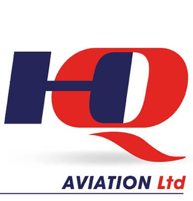 HQ Aviation logo