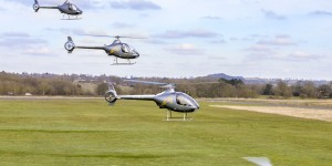 Helicentre Aviation - Five G2s 2
