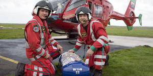 Wales Air Ambulance BabyPod