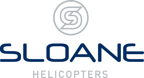 Sloane Helicopters logo